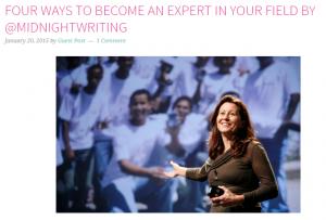 4 ways expert
