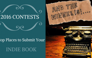 self-publishing contests for 2016