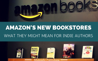 What Amazon's Bookstores Might Mean for Indie Authors