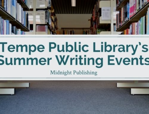 Tempe Public Library's Summer Writing Events