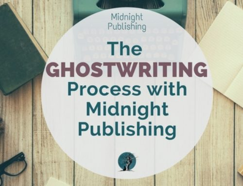 The Ghostwriting Process with Midnight Publishing