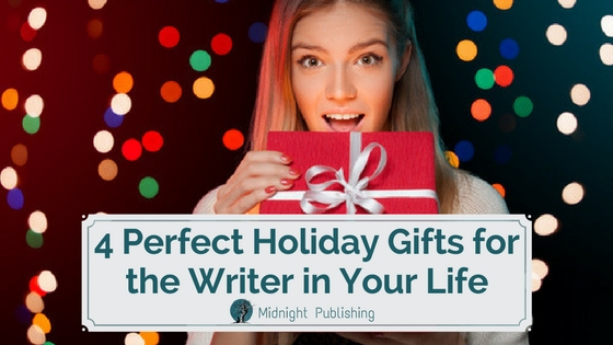 4 Perfect Holiday Gifts for the Writer in Your Life