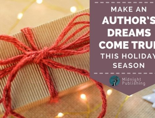 Make An Author's Dreams Come True This Holiday Season