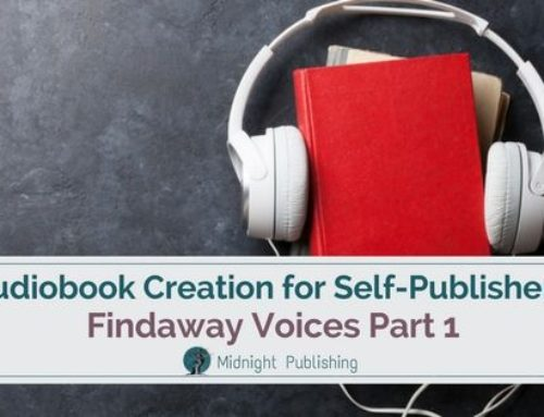 Audiobook Creation for Self-Publishers: Findaway Voices Part 1