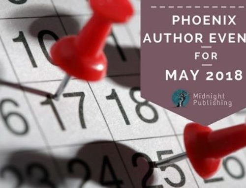 Phoenix Author Events for May 2018