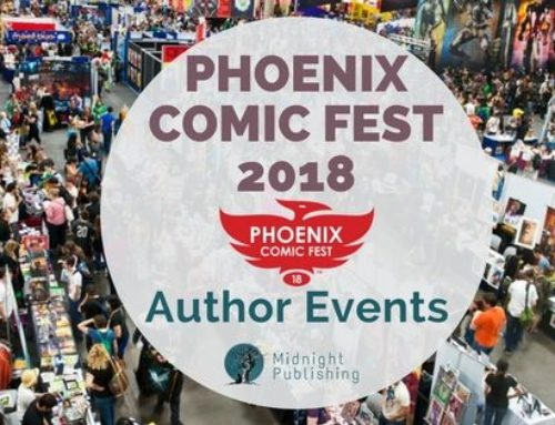 Phoenix Comic Fest 2018: Author Events