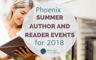 Summer Author and Reader Events