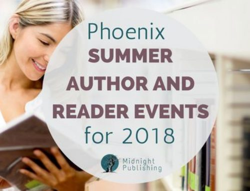 Phoenix Summer Author and Reader Events for 2018