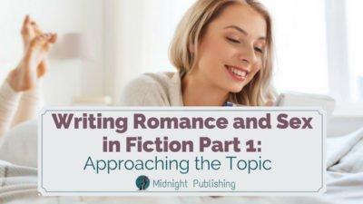 writing romance and sex
