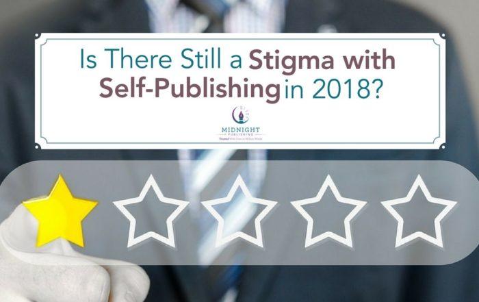 Stigma with Self-Publishing
