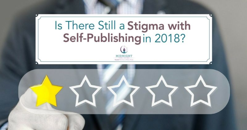 Stigma with Self-Publishing