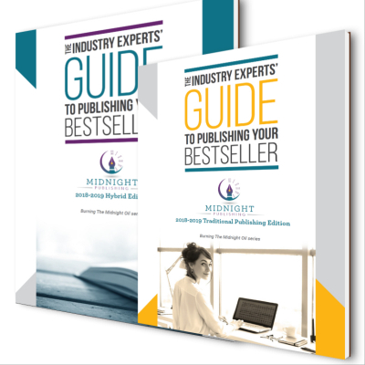 Traditional and Hybrid Publishing Guides Bundle