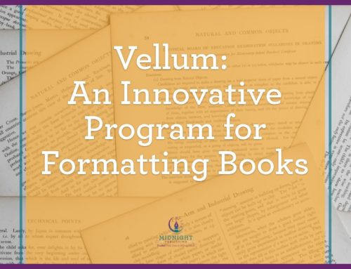 Vellum: An Innovative Program for Formatting Books