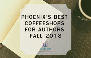 places to write in Phoenix fall 2018
