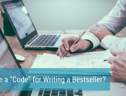 "Is There a ""Code"" for Writing a Bestseller?"