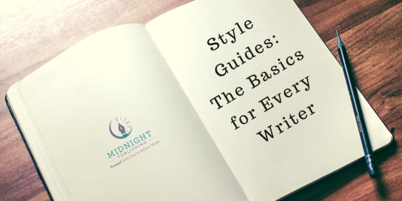 Style Guide Basics for Writers