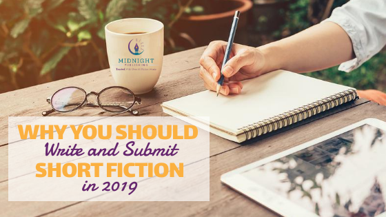 write and submit short fiction