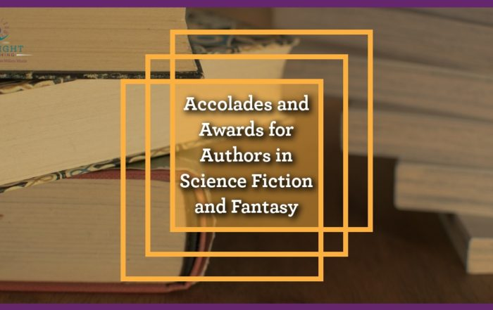 Accolades and Awards for Authors in Science Fiction and Fantasy