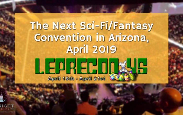 convention in arizona - leprecon 45