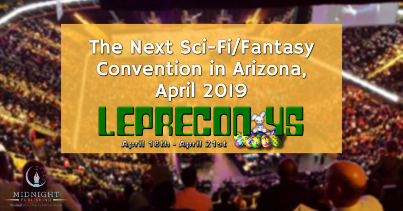 convention in arizona - leprecon 45