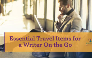 Essential Travel Items for Writers