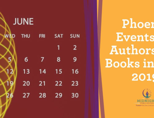 Phoenix Events for Authors and Books in June 2019