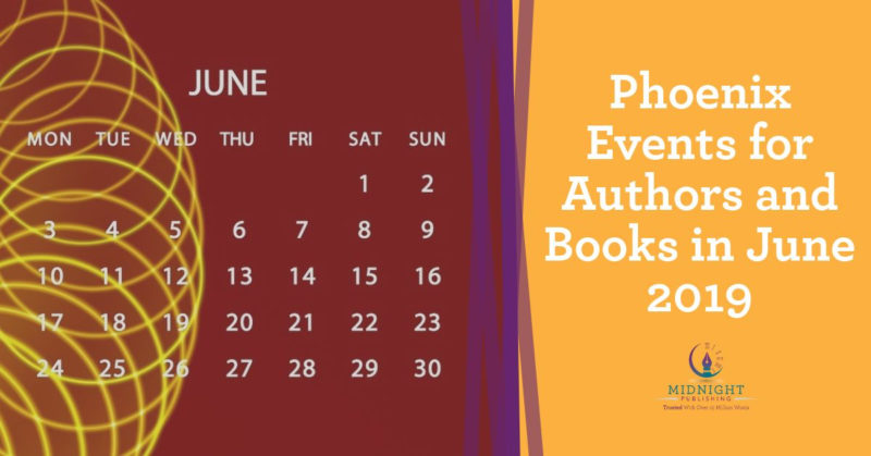 Phoenix Events for Authors and Books