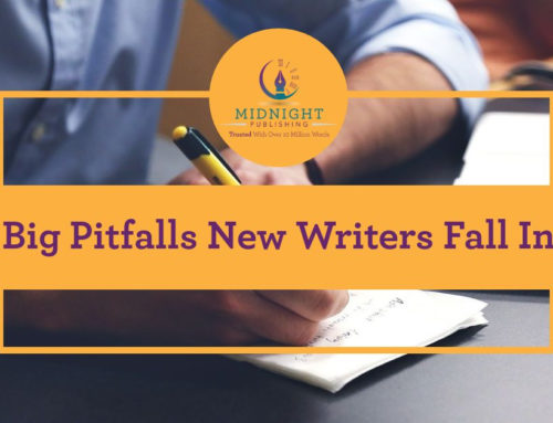 3 Big Pitfalls New Writers Fall Into