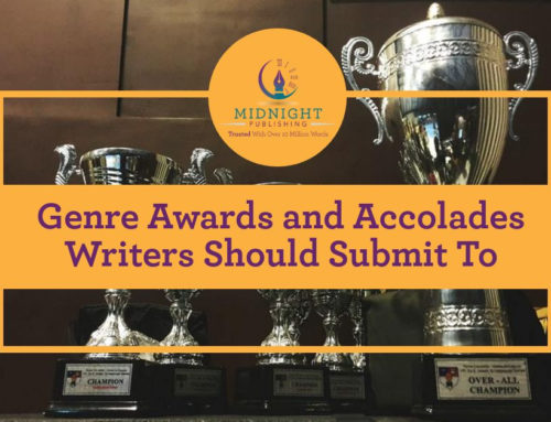 Genre Awards and Accolades Writers Should Submit To