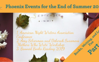 Phoenix Events for the End of Summer