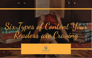 6 Types of Content