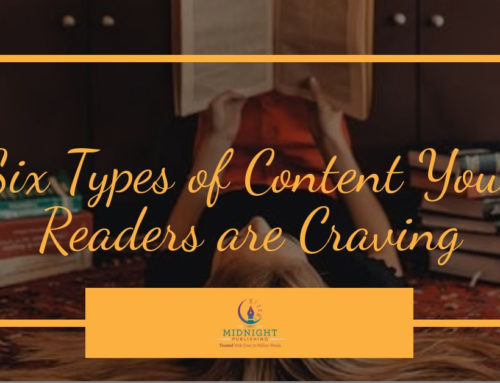 Six Types of Content Your Readers are Craving
