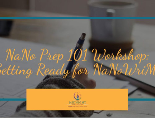 NaNo Prep 101 Workshop: Getting Ready for NaNoWriMo