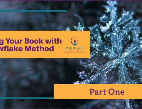 Outlining Your Book with the Snowflake Method: Part One