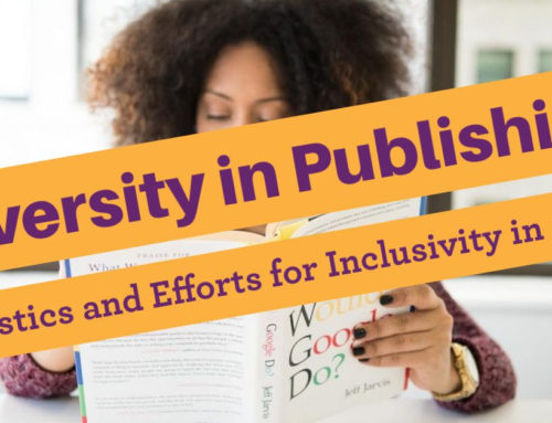 Diversity in Publishing: Statistics and Efforts for Inclusivity in 2020