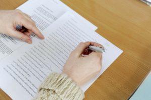 Publication goals - review your edits