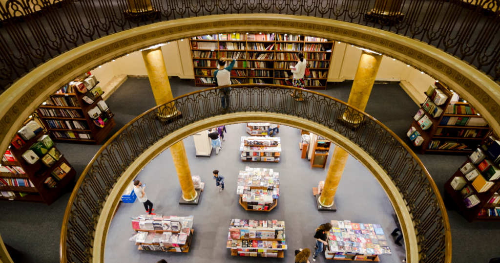 Author and Reader Events and Resources Local Independent Bookstores image