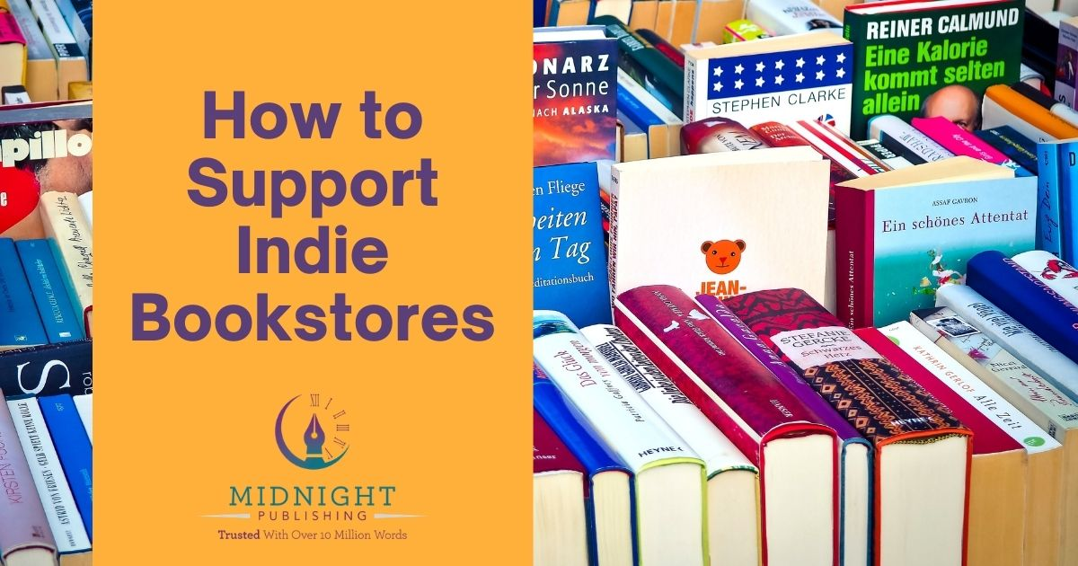How to Support Indie Bookstores