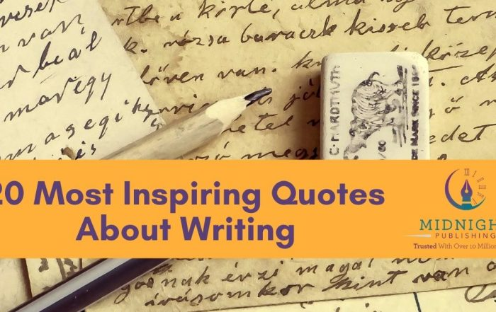 20 Most Inspiring Quotes About Writing